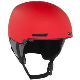Oakley MOD1 Casco da sci, rosso